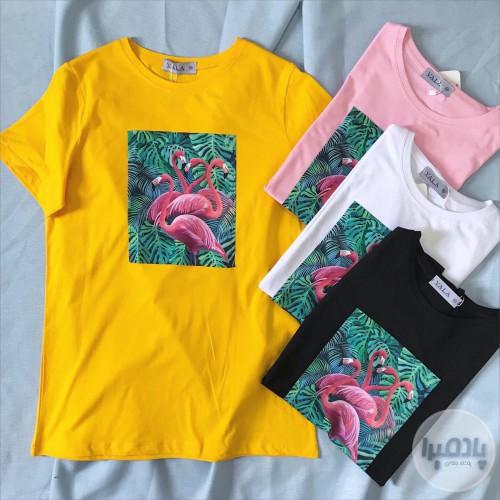 تی شرت فلامینگو