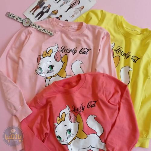 دورس سه رنگ گربه دخترانه