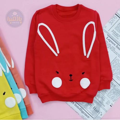 بلوز دورس لپ خرگوشی 2 ( دخترانه )