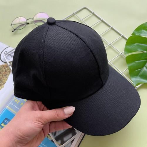 کلاه کتان مشکی