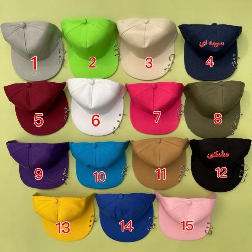 کلاه FLLAT BILL