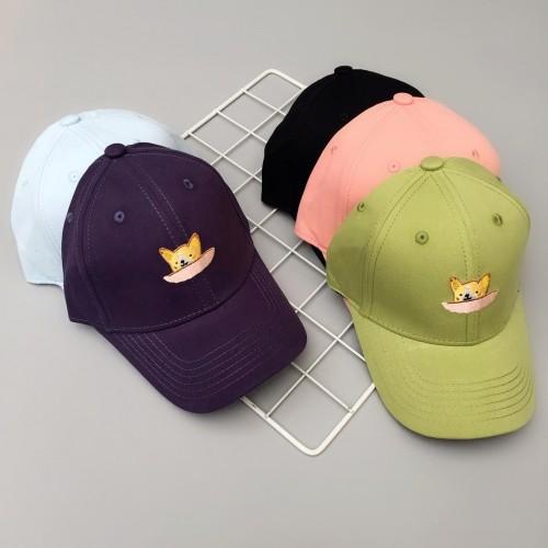 کلاه طرح روباه (پسرانه دخترانه)