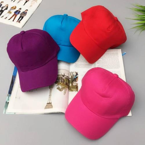 کلاه رنگی کتان 2 (دخترانه پسرانه)