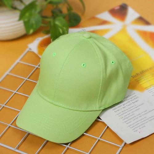 کلاه کتان سبز